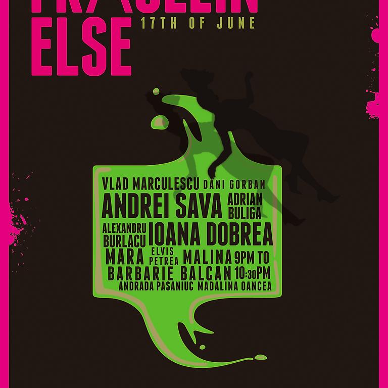 Lady Else  // June 17th