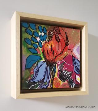 """""""Capullito de amor"""" (flowers)"""