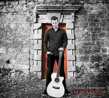 Shane Hennessy Marrakech Album Cover