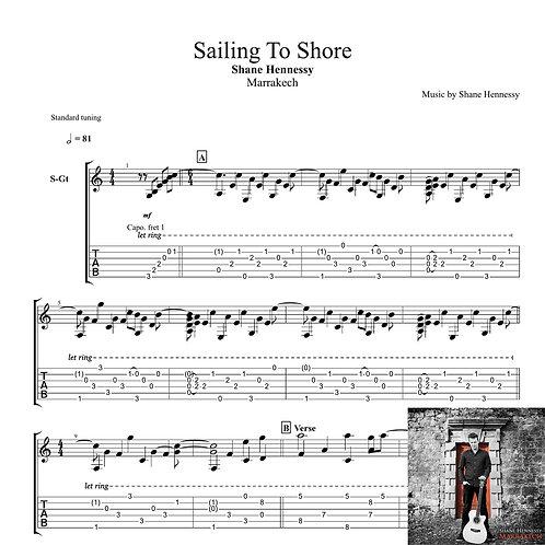 Tab: Sailing To Shore (PDF)