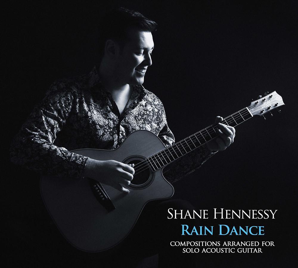 Shane Hennessy Rain Dance album cover
