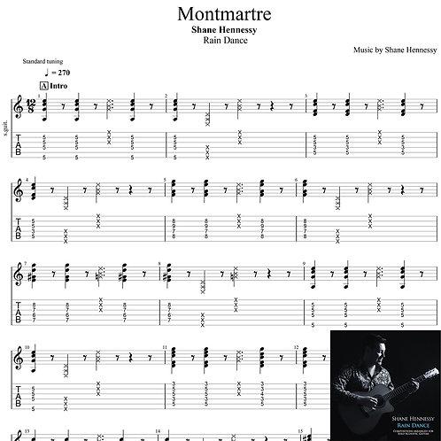 Tab: Montmartre (PDF)