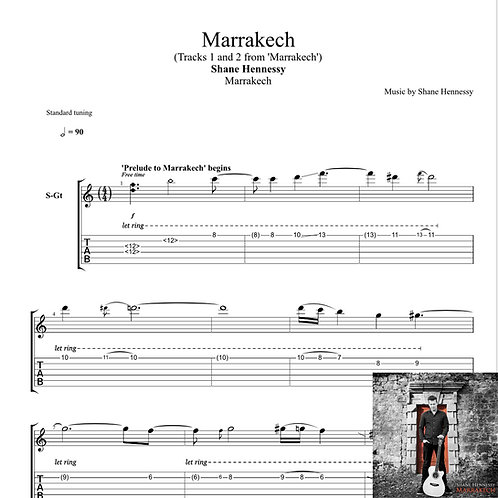 Tab: Marrakech (PDF)