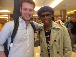 Shane Hennessy + Nile Rodgers