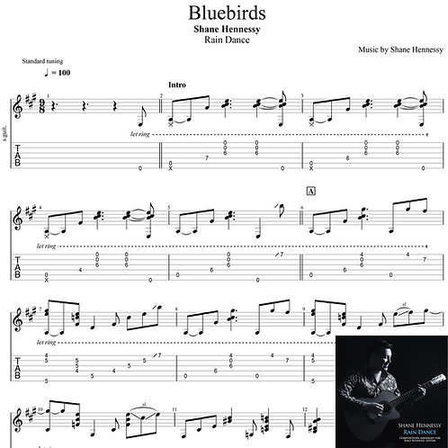 Tab: Bluebirds (PDF)