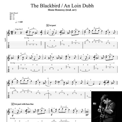 Tab: The Blackbird (PDF)