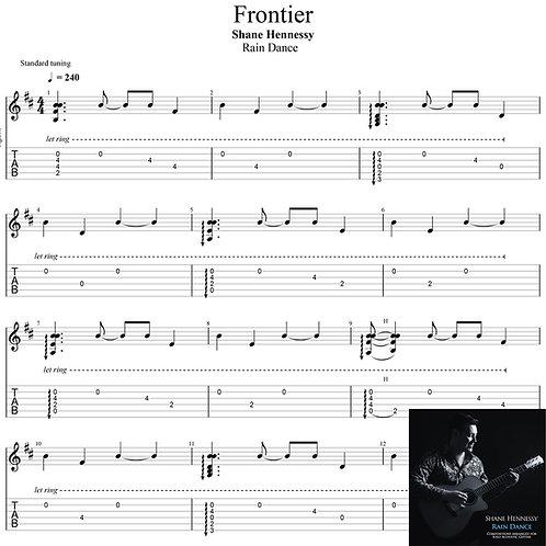 Tab: Frontier (PDF)