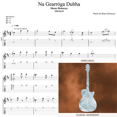 Na Gearróga Dubha (PDF)