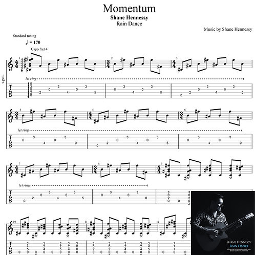 Tab: Momentum (PDF)