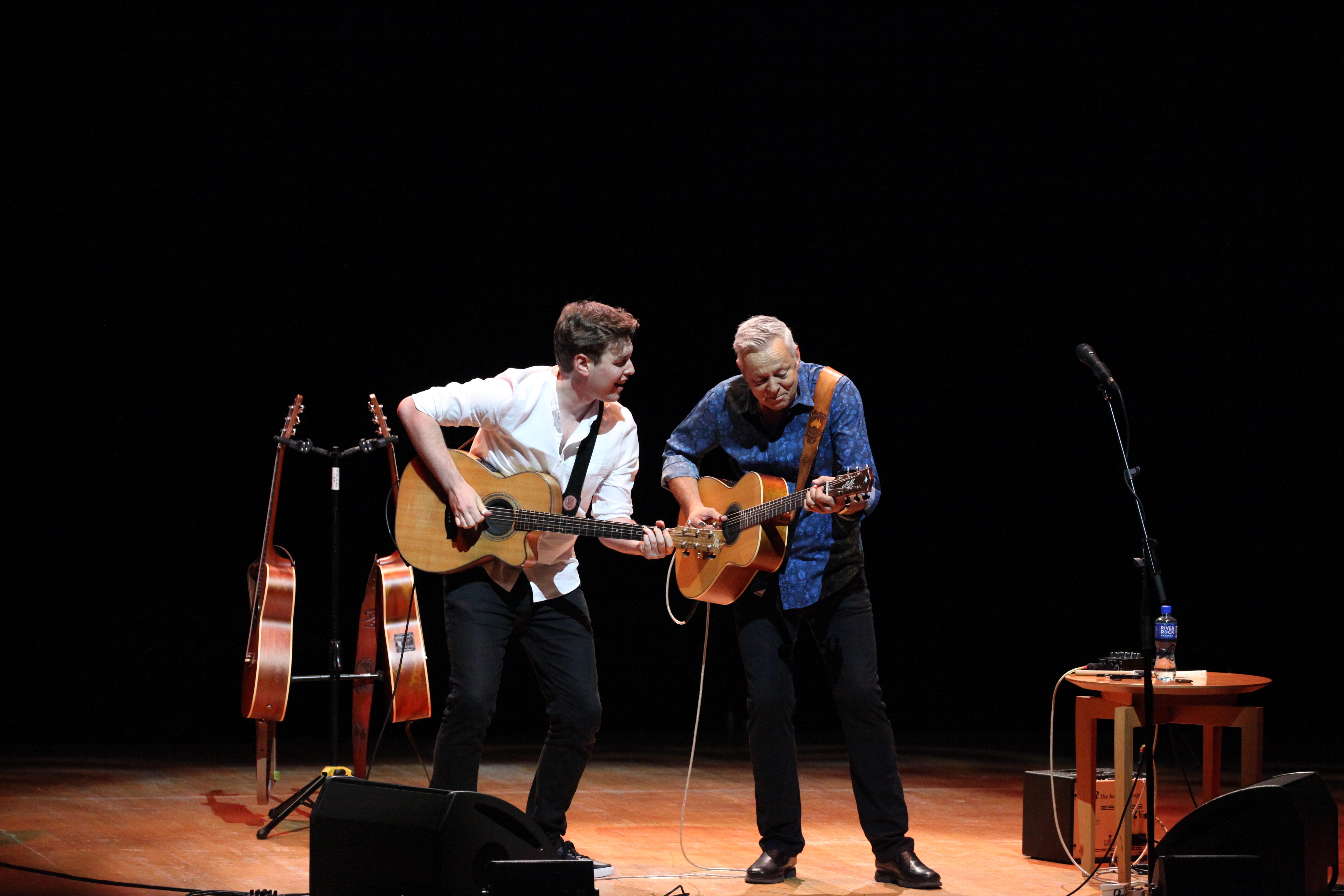 Shane Hennessy & Tommy Emmanuel