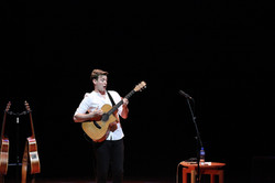 Shane solo in National Concert Hall