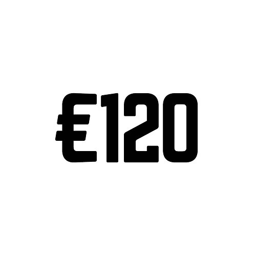 Virtual Tip Jar: €120