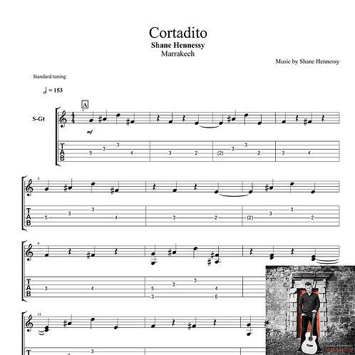 Tab: Cortadito (PDF)