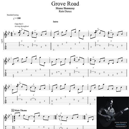 Tab: Grove Road (PDF)