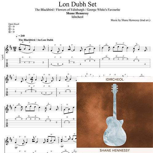 Lon Dubh Set (PDF)