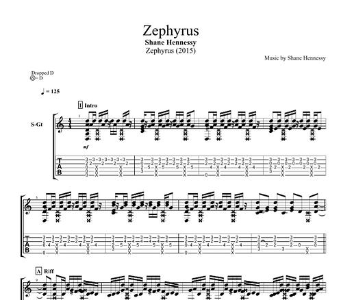 Tab: Zephyrus (PDF)