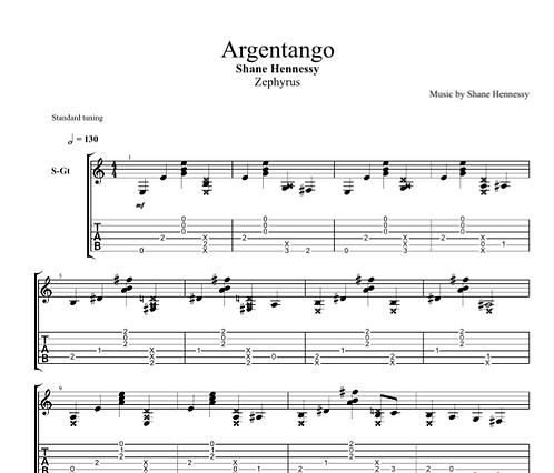 Tab: Argentango (PDF)