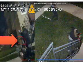 Fatal Police Shooting. Three Videos Released By Authorities.