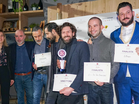 """Premiati i vincitori del """"Forchettiere Awards"""": la migliore ristorazione fiorentina"""