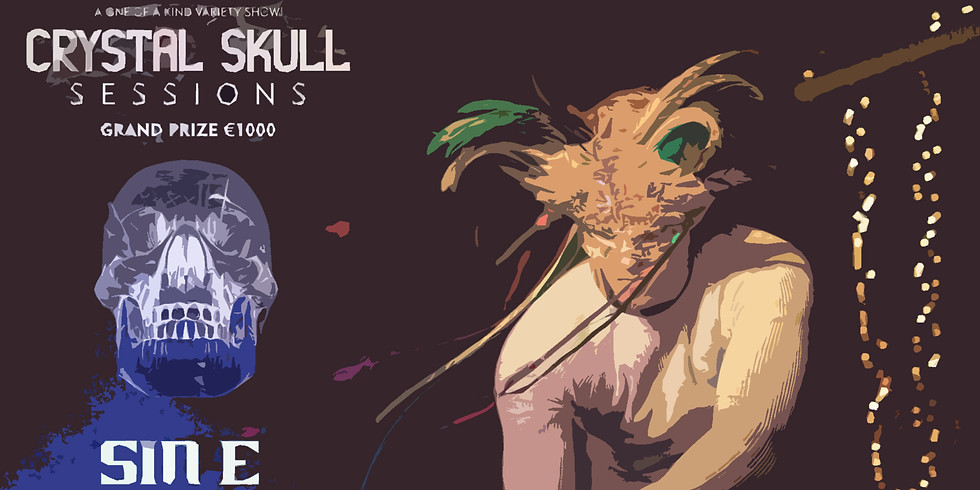 Crystal Skull Session Final!