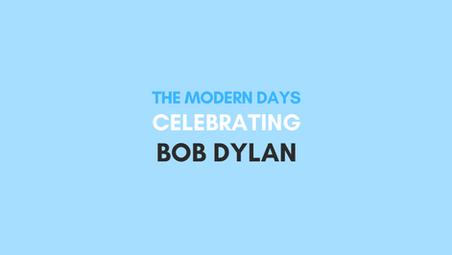 celebrating Bob Dylan