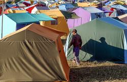 Pakistan world #1 tent exporter.