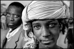 The two faces of the Sahel.