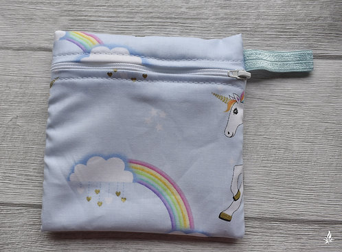 Wetbag rainbow and unicorns