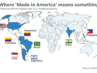 """Made in USA"" challenges and opportunities"