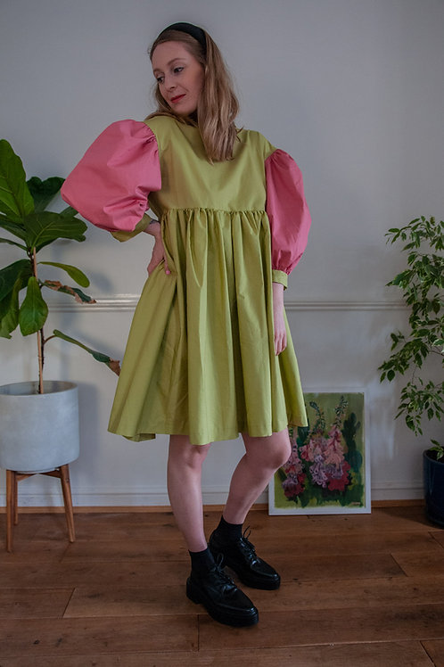 Nina Block Colour Oversized Dress