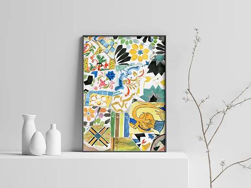 MODERN GARDEN | Fine Art Print