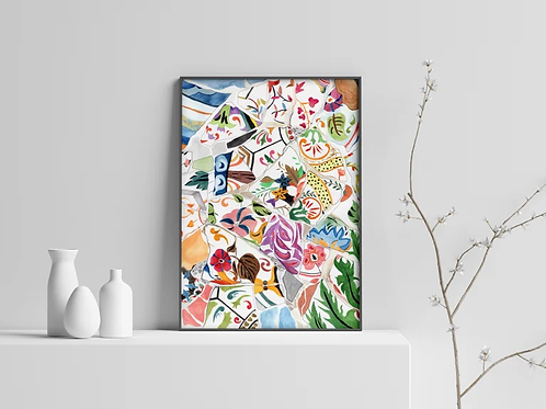 TILE | Fine Art Print
