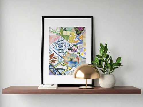 JARDIN | Fine Art Print