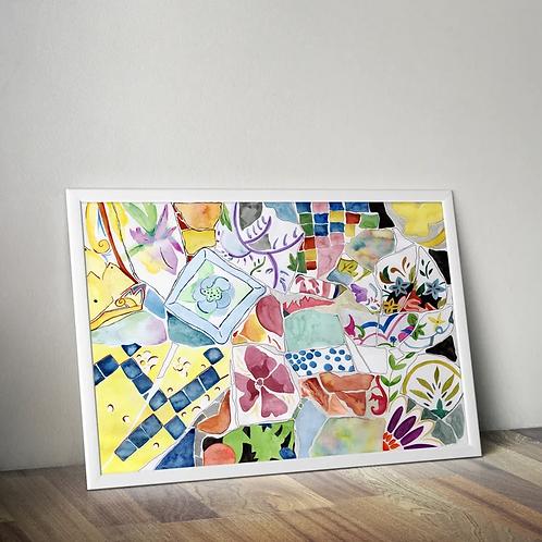 BARCINO | Fine Art Print