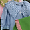 Thumbnail: Gingham Reversible & Detachable Collar