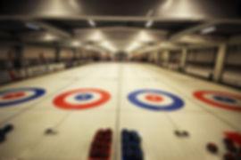 Curlinglandslaget trener her
