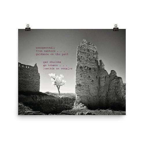 Photo-Haiku Poster (Bilingual Text)