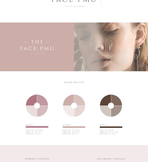 Huisstijlbord The Face Optie 2.png