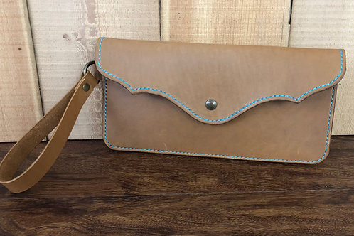 Large Deluxe Clutch
