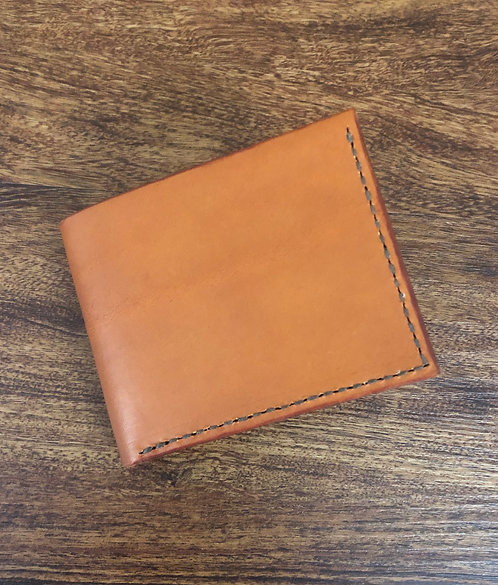Traditional Bi-Fold Wallet