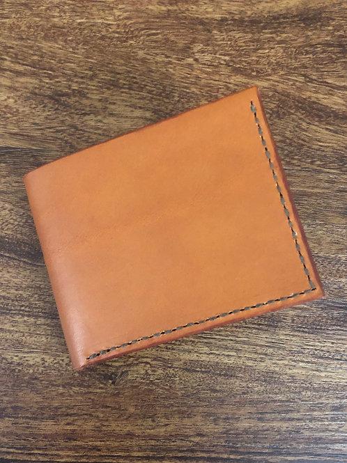Traditional Bi-Fold Wallet