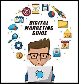 poster-of-digital-marketing-with-man-wor