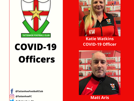 COVID-19 Club Officers