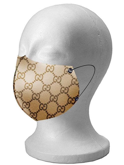 Gucci Custom Handmade Face Mask
