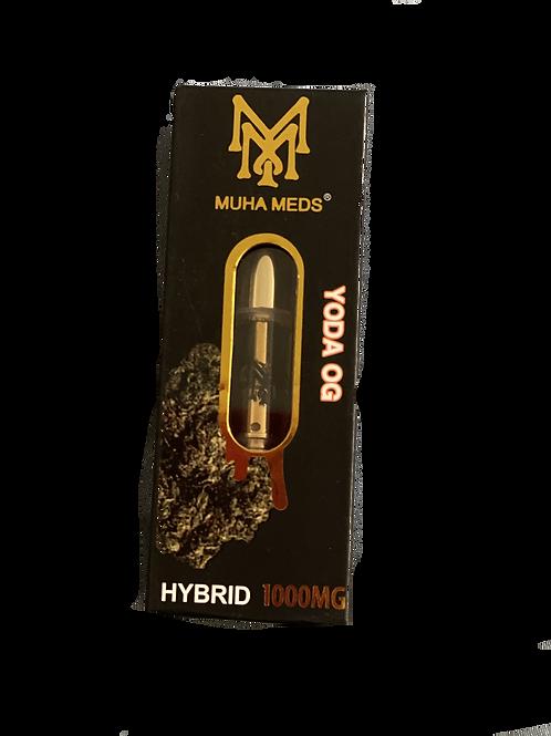 Muha Meds Yoda OG Lab Tested 1000mg