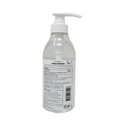 Sanitizer Pump Bottle