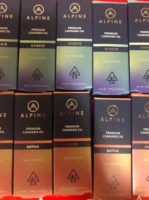 PROMO!!! Alpine Premium oil 1000mh 5 plus 1