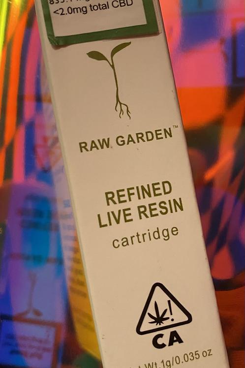 Raw Garden Live Resin Cartridge 1gm-Sunrise OG