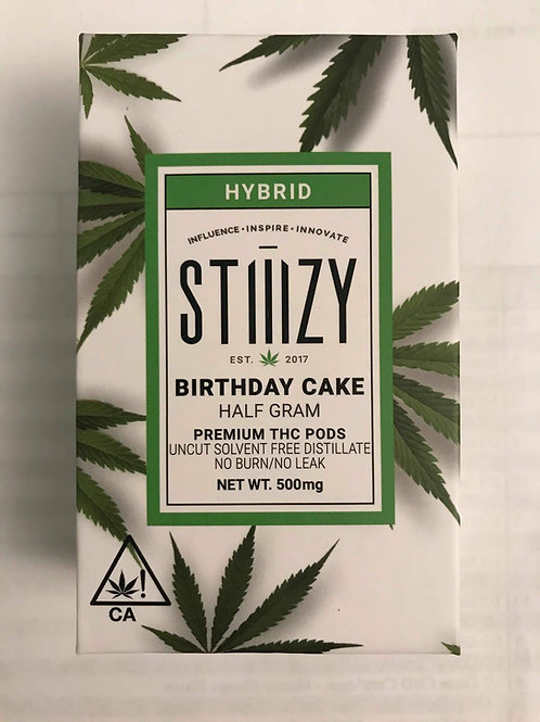 Stiiizy Birthday Cake 500mg
