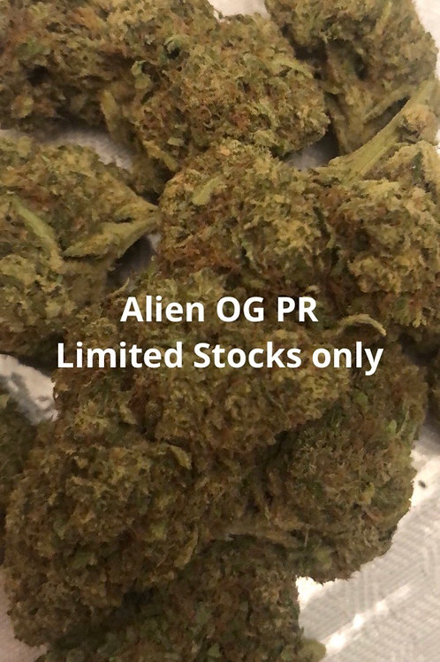 Alien OG - Private Reserve